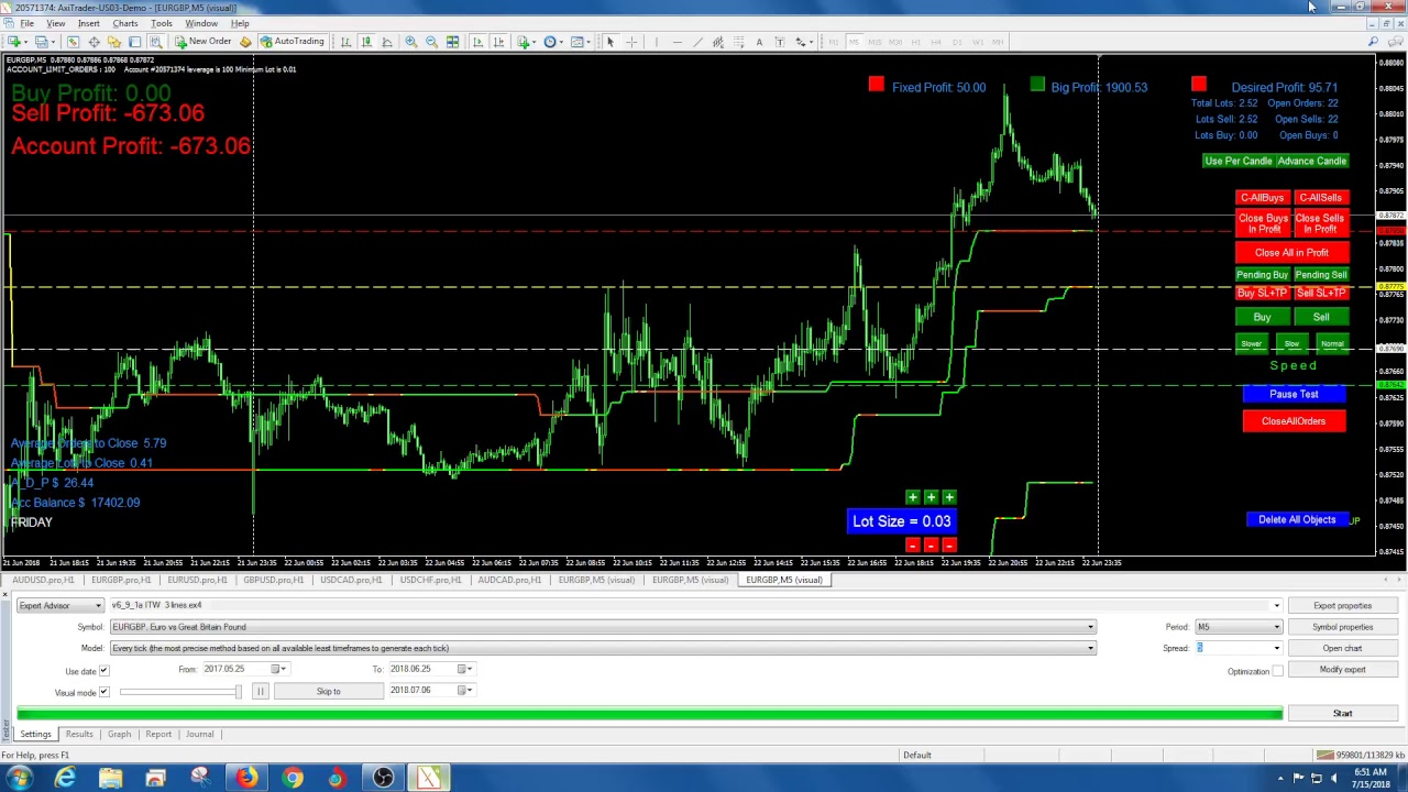Forex trading simulator free download