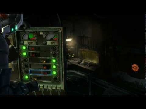 Dead Space 3: Lights CPU Power Puzzle