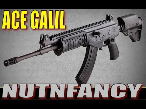 IWI Ace Galil- Nutnfancy Review