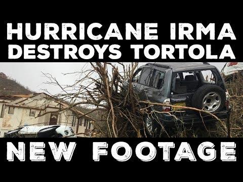 Hurricane Irma Destruction | Tortola, BVI