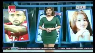Olivia Fendri Body Montok Lensa Olahraga Pagi ANTV