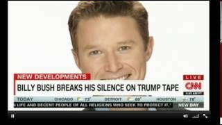 Billy Bush breaks his silence on the Tape of him and Trump making vulgar comments