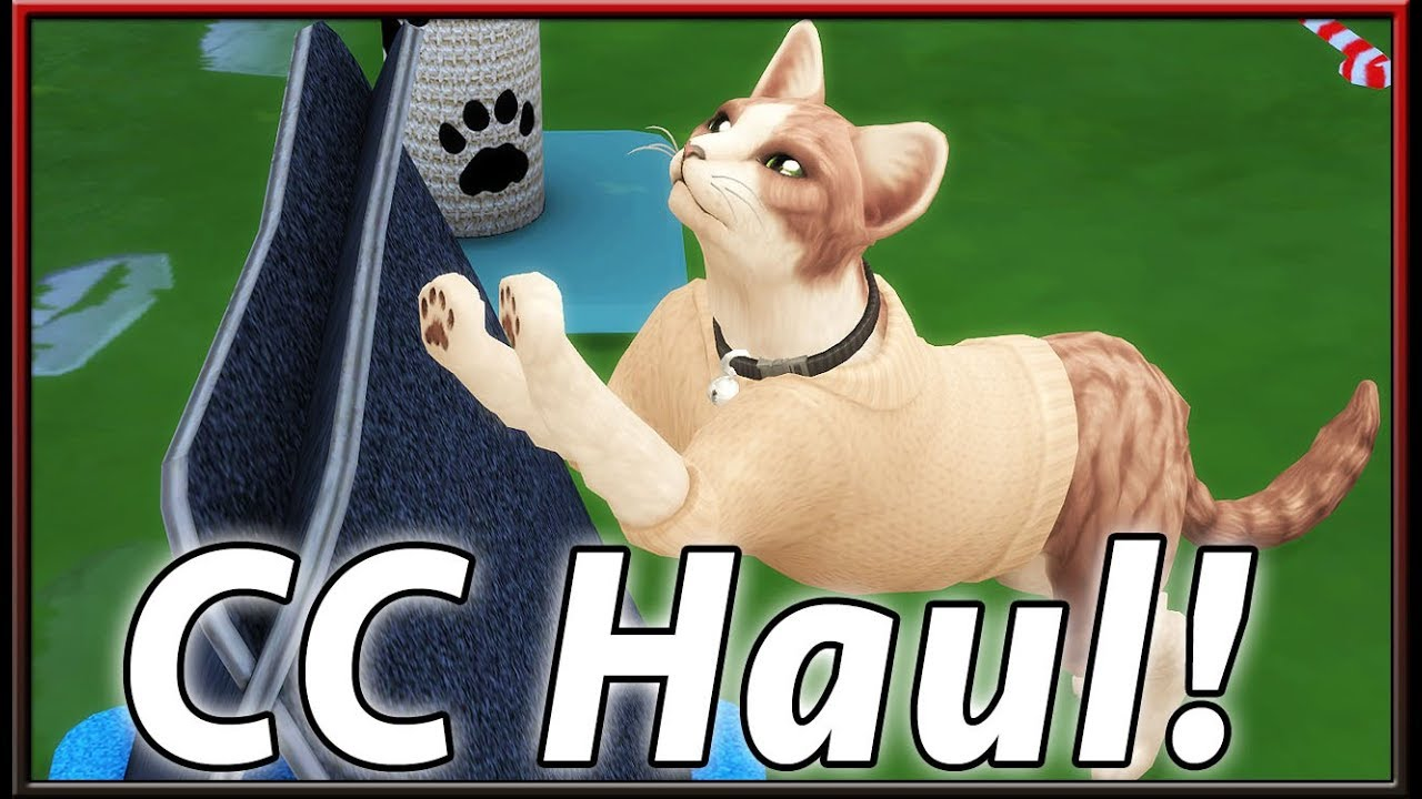 The Sims Cats Dogs