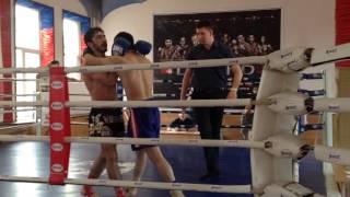Профессиональный турнир Muay Thai Plus, Legion Arena. Муртазалиев Гаджимурад (BULAT GOLD), 3й раунд