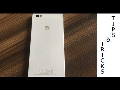 Huawei P8 Lite | Tips & Tricks