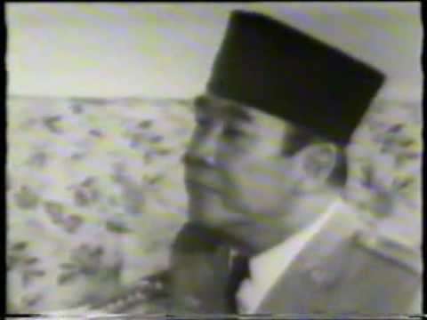President Soekarno on the Beatles