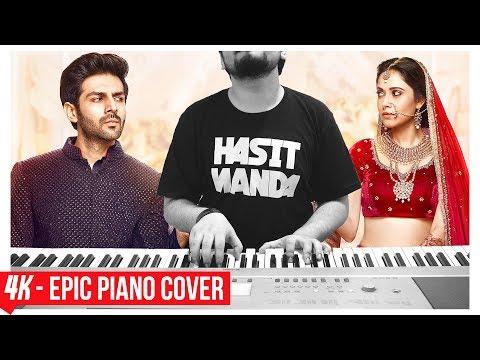 Bom Diggy Diggy - Zack Knight x Jasmin Walia | Hasit Nanda Piano Cover