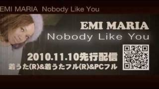 EMI MARIA / Nobody Like You