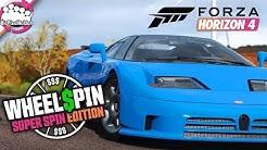 FORZA HORIZON 4 - WHEELSPIN Super Spin : Endlich die besten Spins?! - Forza Horizon 4 MULTIPLAYER