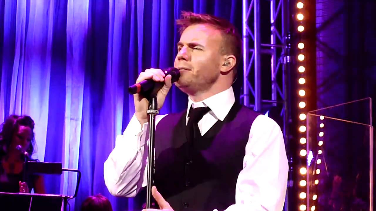 Gary Barlow surprises fan by singing at her wedding in BBC