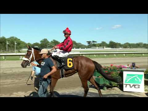 video thumbnail for MONMOUTH PARK 6-14-19 RACE 8