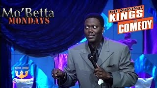 "Bernie Mac ""Kids are BAD"" Kings of Comedy"
