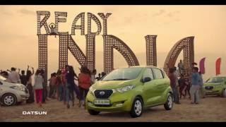 Datsun redi-GO, India's first Urban Cross