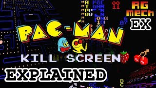 Pac-Man Kill Screen Explained