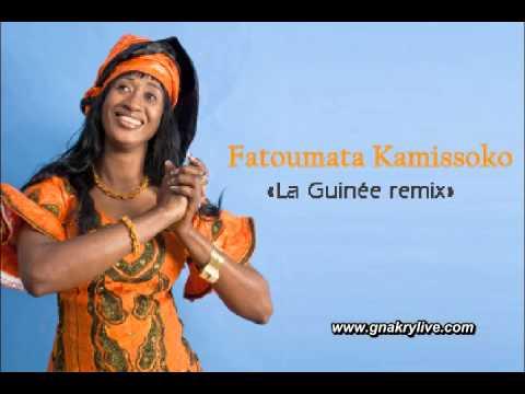 Fatoumata Kamissoko - La Guinée Remix (audio)
