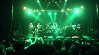 Alpha Blondy - Bueno Aires - Groove 11 Noviembre 2015 - Intro