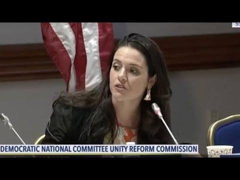Nomiki Konst LEVELS Democratic Unity Reform Commission