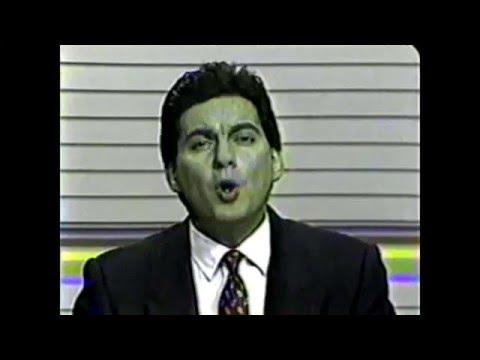 Jornal de Amanhã (TV Bandeirantes) - 23/10/1986