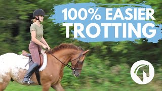 How to Post Tŗot On a Horse (EASY STEP-BY-STEP GUIDE)
