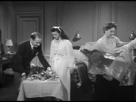 May I bone your... kipper mademoiselle?  (Titanic 1953)
