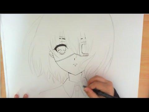 Dessin de manga 9 mei misaki another youtube - Site dessin manga ...