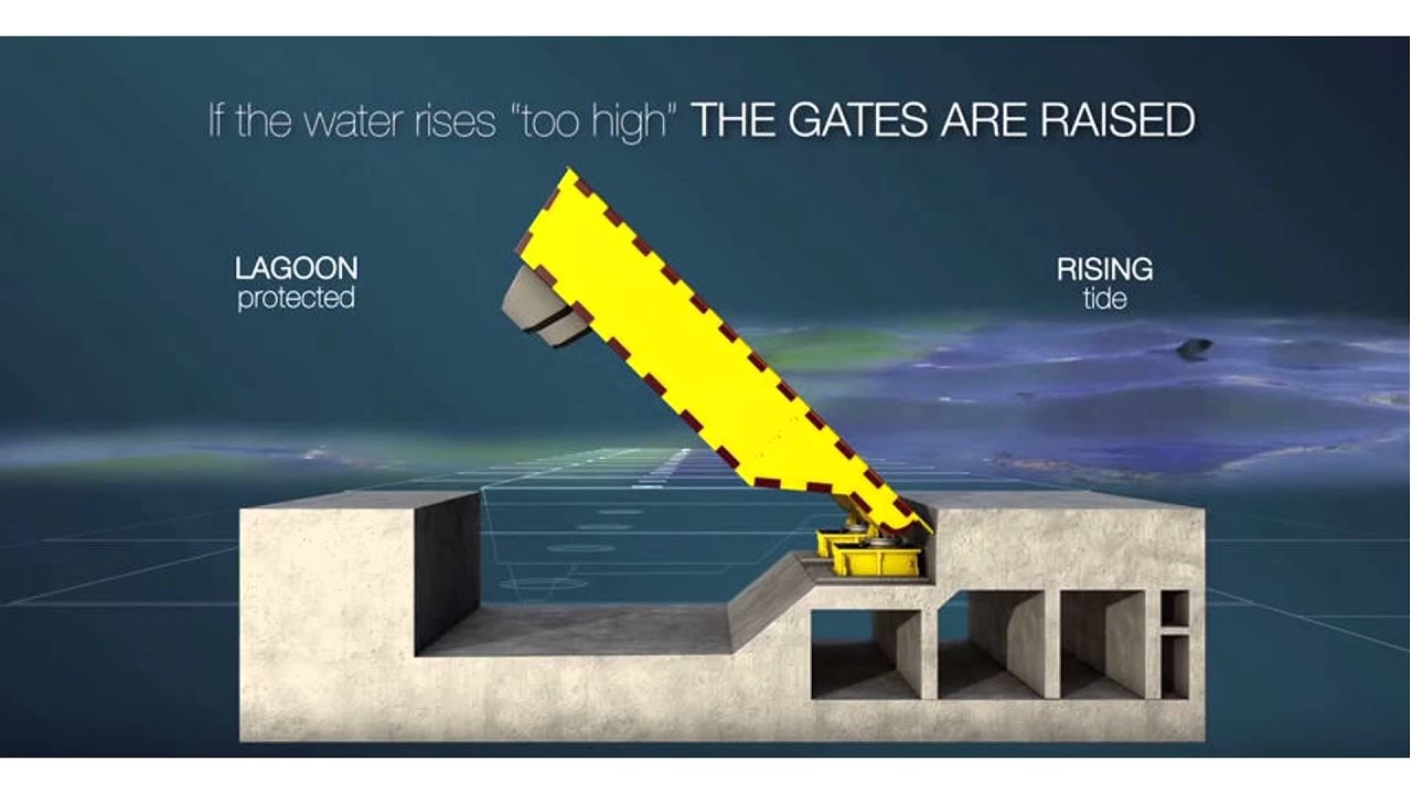 Why The Mose Flood Barrier Will Not Protect Venice Youtube