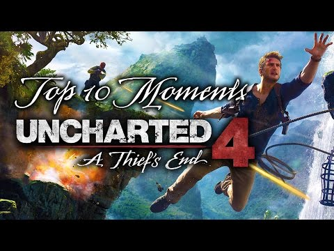 Top 10 Uncharted