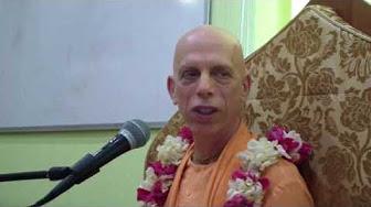 Бхагавад Гита 4.34 - Прахладананда Свами