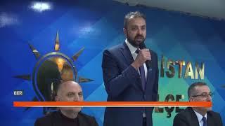 Ak Parti Heyeti Göksun, Afşin ve Elbistan'da teşkilat toplantılarında