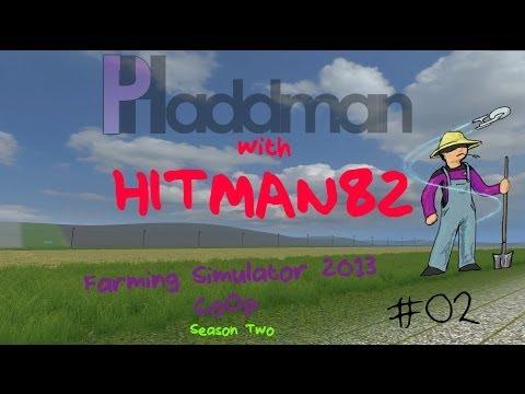 Farming Simulator 2013 CoOp with HITMAN82 - S2E02
