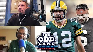 Chris Broussard - BROWNS! If You Can Get Aaron Rodgers...GET HIM!!!