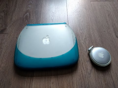 "Apple iBook G3 ""Clamshell"""