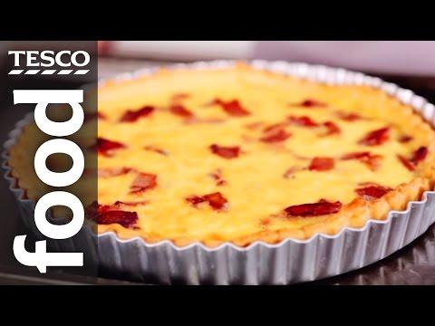 How to Make an Easy Quiche Lorraine | Tesco Food