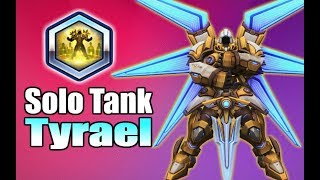 HOTS Tyrael UNDERRATED!? Solo Tank Tyrael *STOMP* On Alterac Pass Map HOTS Gameplay| Tyrael Updates!