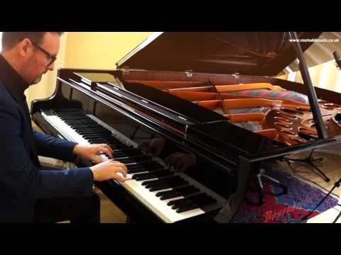 INCREDIBLE piano music - watch FULL performance (Seasons by Roy Todd)