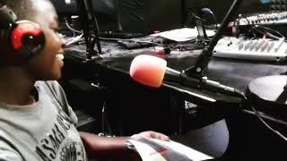 Mbuni mnyama hip hop education ndani ya sibuka FM 94.5