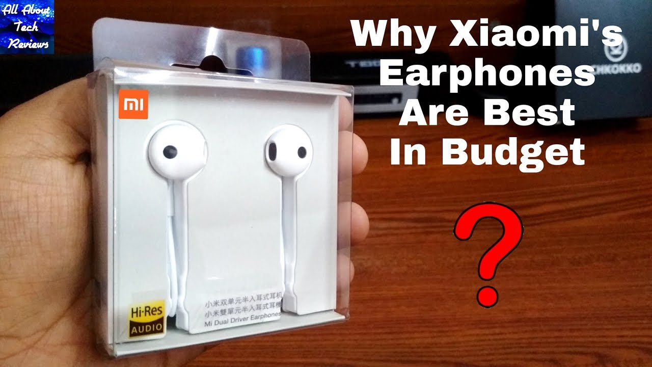 Why Xiaomis Earphones Are Best In Budget Xiaomi Bre01jy Dual Earphone Earpods Half Ear With Mic Aatr Techgang