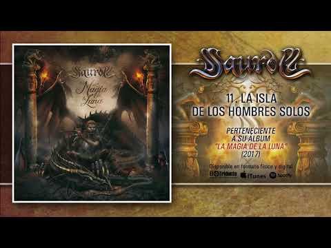 SAUROM La Isla de los Hombres Solos (Audiosingle)