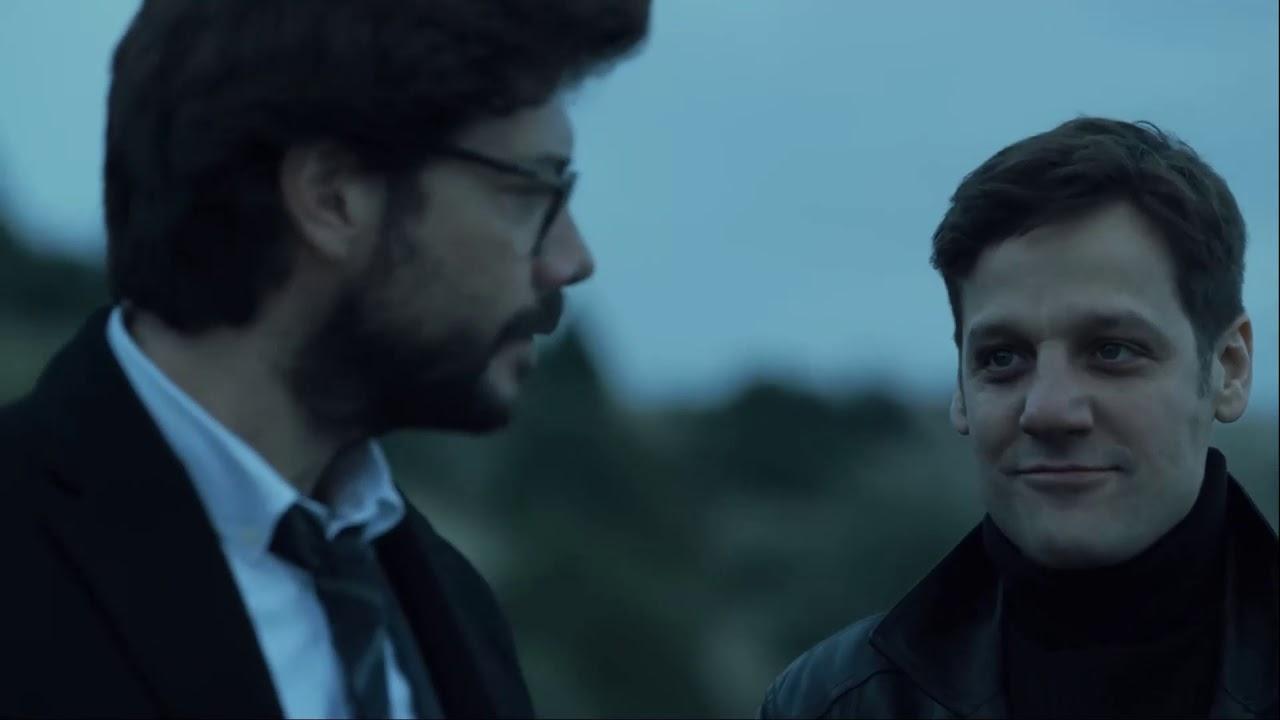 The crew reunite /Lacasa De Papel / Money Heist Season 3 Episode 1 /  