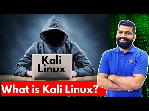 What is Kali Linux? Hacker's Paradise!!!
