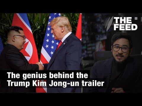 The genius behind the Trump Kim Jong-un trailer