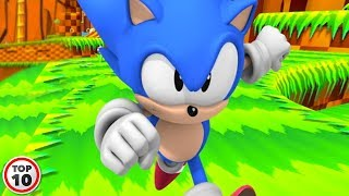 Top 10 Games - Top 10 Fan Made Sonic Games