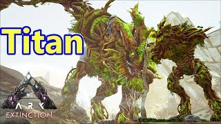 SỨC MẠNH HUỶ GIỆT CỦA THE FOREST TITAN ARK EXTINCTION SURVIVAL