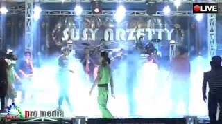 Susy Arzetty & Dian Anic Live Show In The JIMPRET2