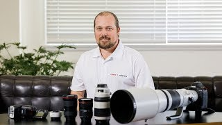 What's in Canon Collective Ambassador Jay Collier's Camera Bag for Wildlife Photography