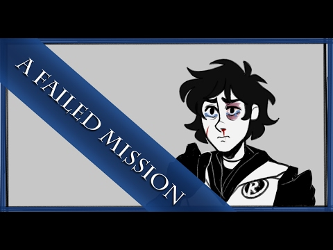 """A Failed Mission"" – Percy Jackson Comic Dub Drama"