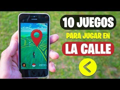 TOP 10 JUEGOS COMO POKEMON GO 🏃♀️ ANDROID Y IOS 🤘 JUEGA EN LA CALLE