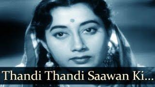 Jagte Raho - Song - Thandi Thandi Saawan - Asha Bhosle