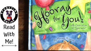 🤗HOORAY FOR YOU/ MARIANNE RICHMOND/ 📕BOOKS READ ALOUD/ ENGLISH LEARNERS/ celebrate being unique