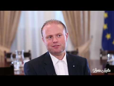 Alone In A Room With Joseph Muscat (Highlights from the interview)